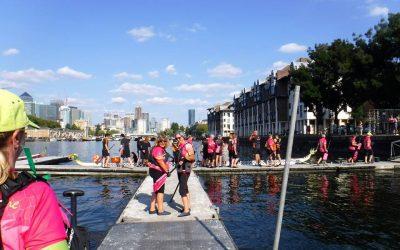 Surrey Docks, London 17th July 2016