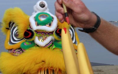 Dotting of The Eye Ceremony