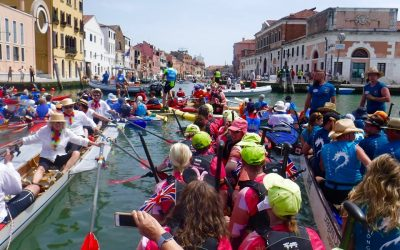 Vogalonga Venice June 2019