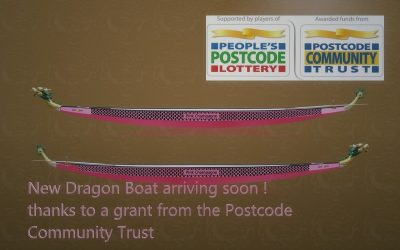 New Dragon Boat Arriving Soon